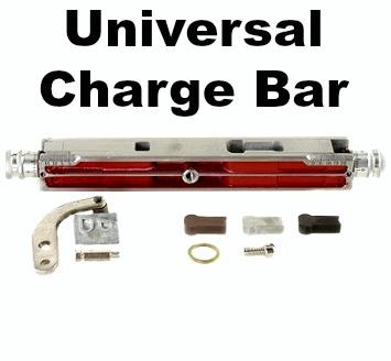 Universal Charge Bar C (single-stage w/Powder Baffle