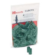 Hornady 50 cal  430 Sabots #6750 (bag/50)-ballisticproducts com