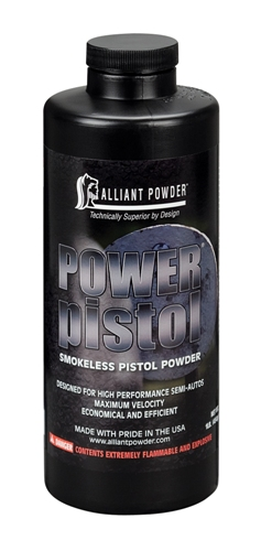 Alliant Power Pistol Powder (1# can)