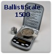 BPI BallistiScale-1500 Digital Scale