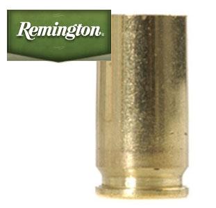 Remington  40 cal S&W unprimed Brass Case (100/box