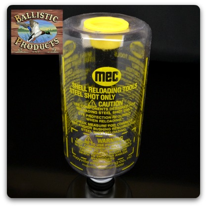 MEC Bottle and Cap Assembly
