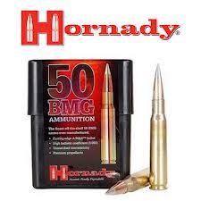 Hornady  50 BMG 750gr Amax ammo (10/box) - ballisticproducts com