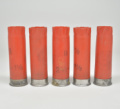 Estate/Federal 12ga once-fired red hulls (bulk/500)