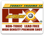 ITX Extreme Turkey Trauma-13 Shot (1.5#)