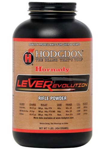 Hodgdon LEVERevolution Rifle Powder 1# - ballisticproducts com