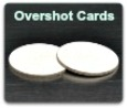 Overshot Cards (500/bag)