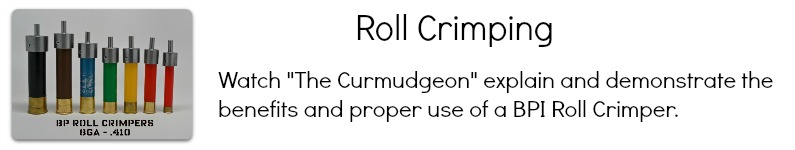 Roll Crimping Video