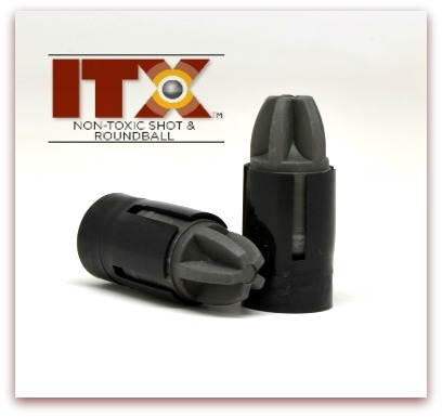 ITX Bullets & Sabot  50 cal (8 pack) - ballisticproducts com