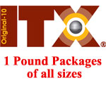 ITX Original-10 Shot (1 lb. Trial Size)
