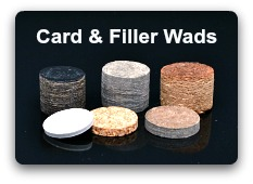 Card & Filler Wads