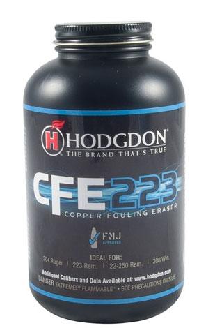 Hodgdon CFE 223 Spherical Rifle Propellant (8# keg