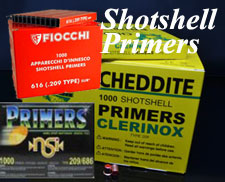 Shotshell Primers