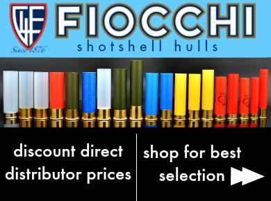 Shotshell reloading supplies, components, & accessories: Ballistic
