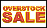 Hull Overstock Sale