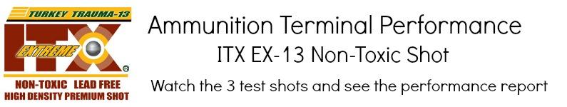ITX EX-13 Shot Video