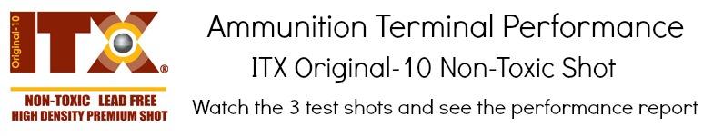 ITX Original-10 Shot Video