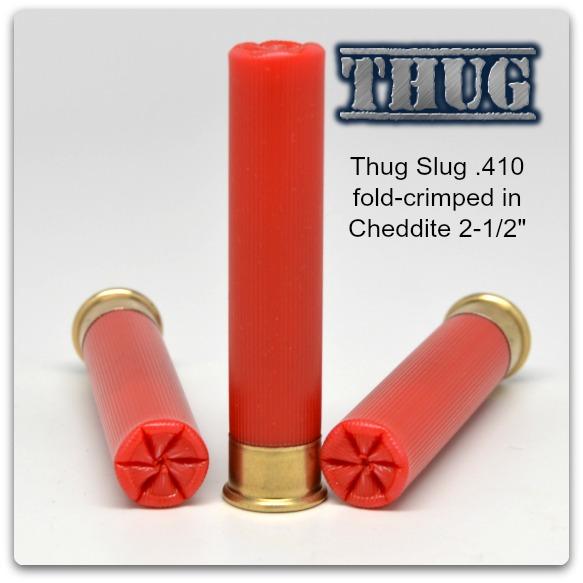Thug Slug  410 8 gram (25/pak) - ballisticproducts com