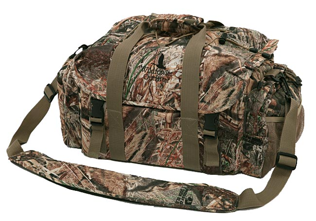 Wildfowler Outer Deluxe Blind Bag Duck Camo